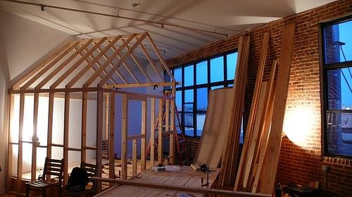 NYC Loft Cabin