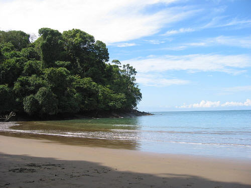 Ballena Marine National Park, Costa Rica