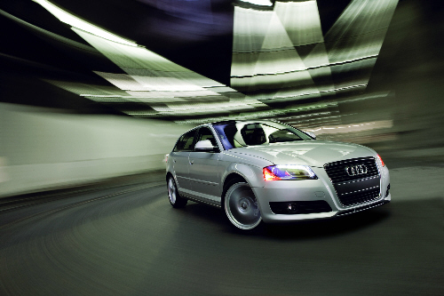 The 2010 Audi A3 TDI: a possible green car of the year