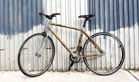 Bamboo Bike Project