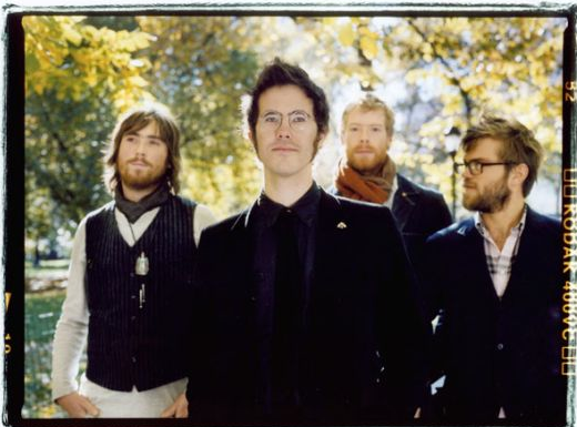 Perkins, band shot