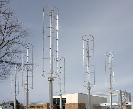 windspire turbines