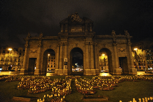 madrid earth hour