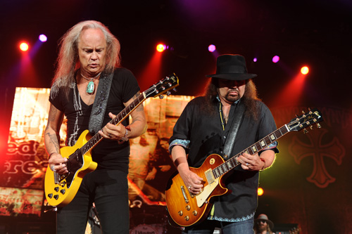 lynyrd skynyrd guns n gods tour nj pac center