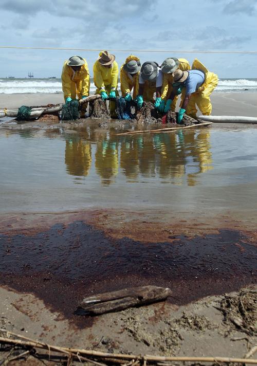 Paula Froelich BP oil spill