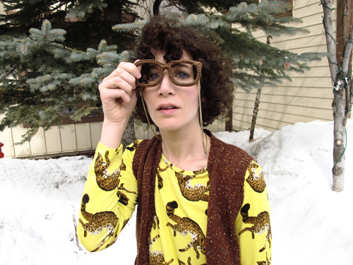 Miranda July FaceHunter The Future