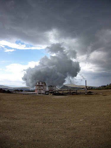 geothermal plant kenya
