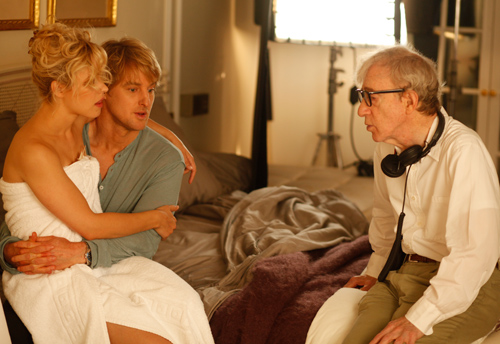 Midnight in Paris Woody Allen