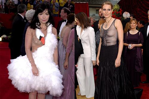 Gwyneth Paltrow 2002 Oscars